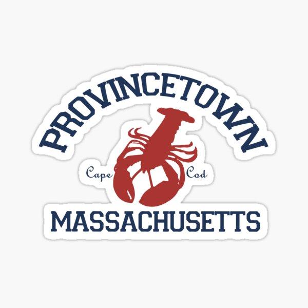 Provincetown - Cape Cod. Sticker