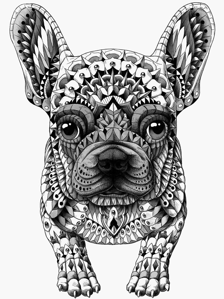 Frenchie (French Bulldog) by BioWorkZ