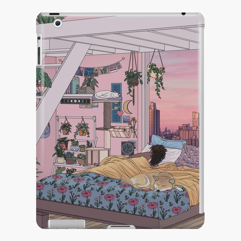 Dulces sueños Funda y vinilo para iPad