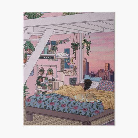Sweet Dreams Art Board Print