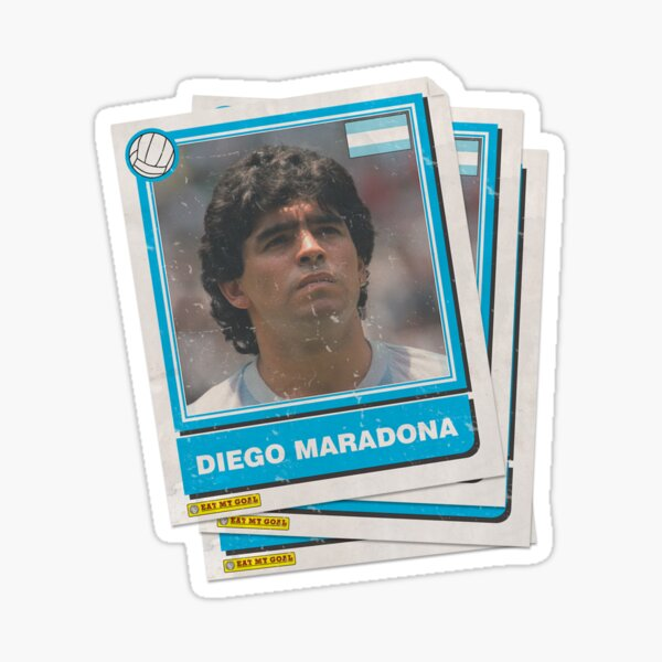 Maradona Stickers Sticker
