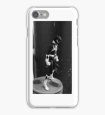 Mighty Morphin Black Ranger iPhone Case/Skin