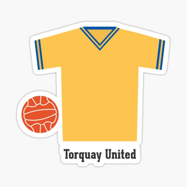 Torquay United Sticker