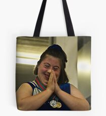 Sweet victory Tote Bag