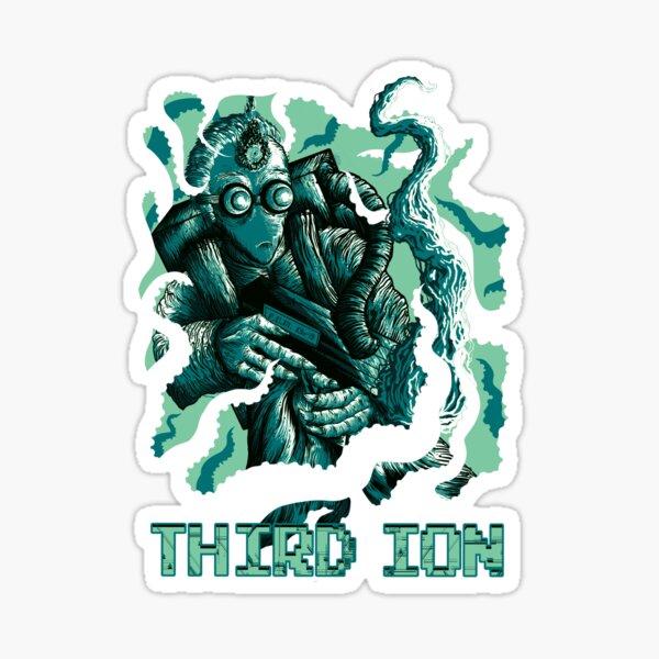 Third Ion - Hunter Sticker