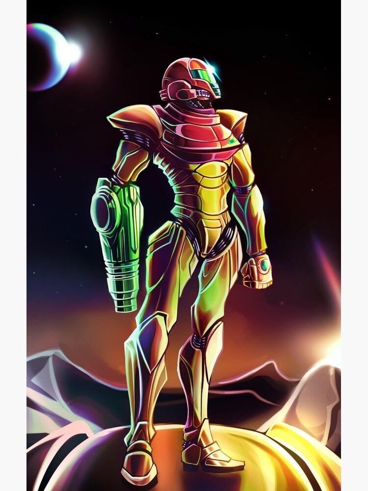 Samus Power Suit de artsyrobo