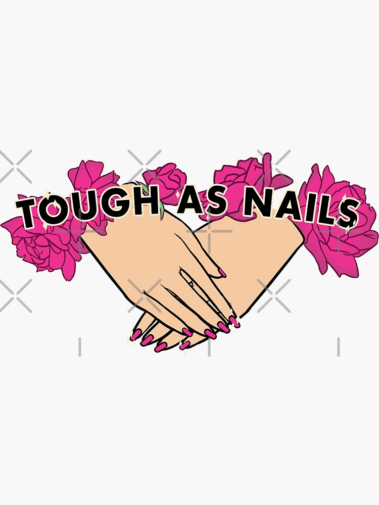 Tough as Nails [Hand tone 3] by seasofstars