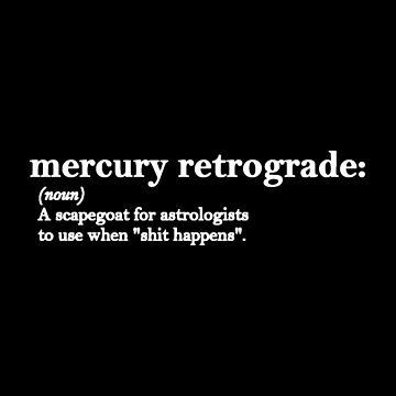 Mercury Retrograde Definition by highparkoutlet