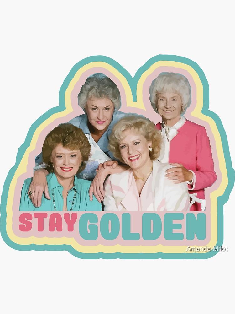 Stay Golden by milotamanda
