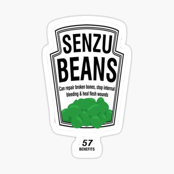 Senzu Beans Sticker