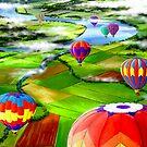 Farmland Float by sirthomas1960