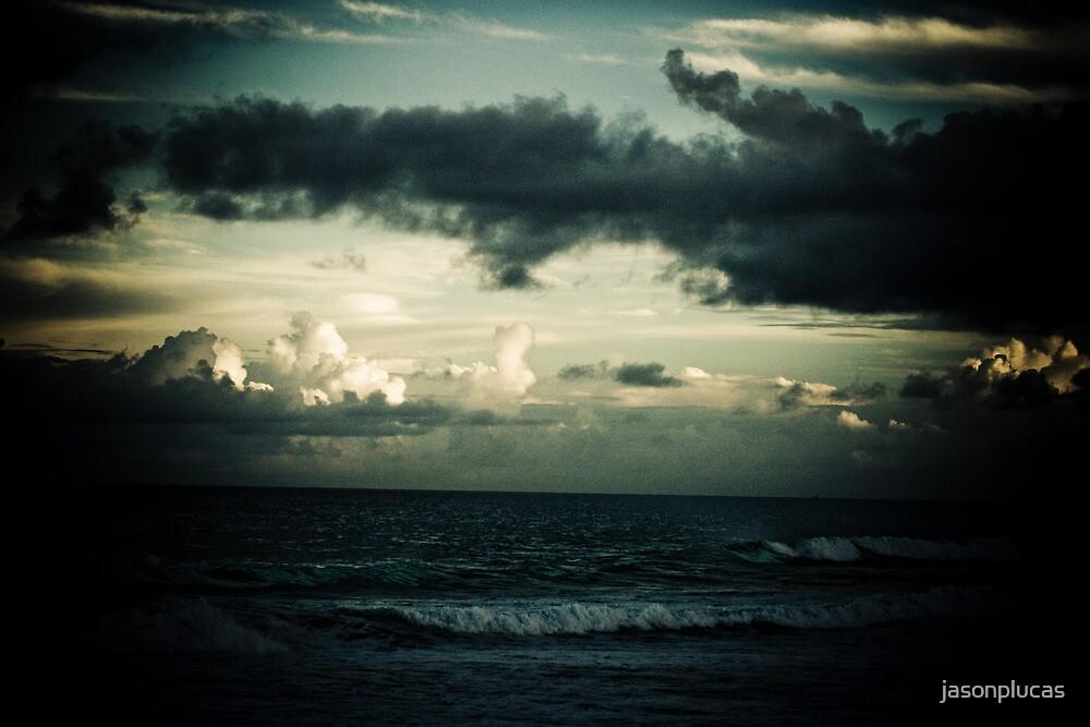 The beach Sunshine Coast Queensland 02 by jasonplucas