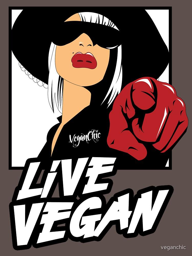 VeganChic ~ Live Vegan by veganchic