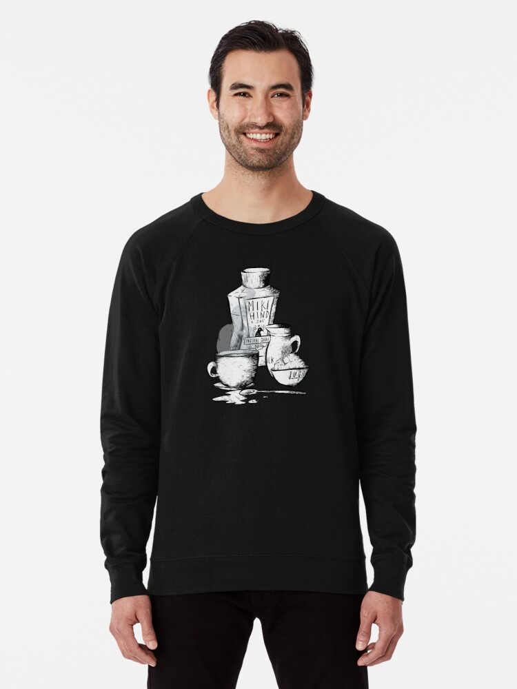 Alternate view of Instant Coffee Lightweight Sweatshirt