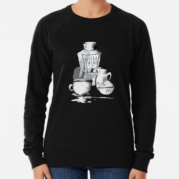 Instant Coffee Lightweight Sweatshirt