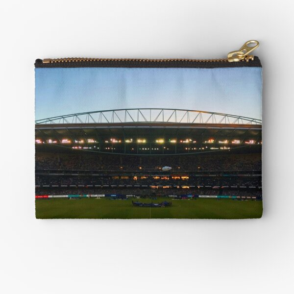 Marvel Stadium (Day) - Melbourne, Australia Zipper Pouch