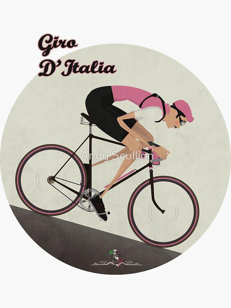 Giro D'Italia by AndyScullion