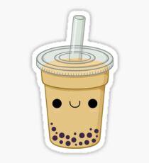 Cute Bubble Tea Sticker