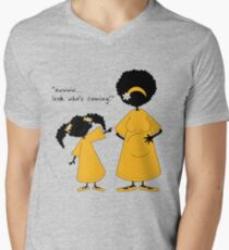 "Sister ~ Sister  ""Look Who's Coming"" (IDK) Mens V-Neck T-Shirt"