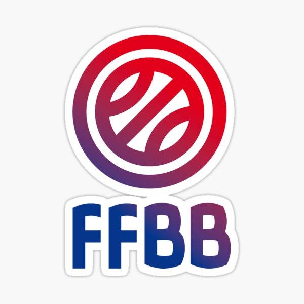 Logo de de panier France Sticker