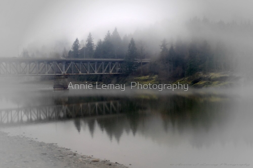 Lone Traveler by Annie Lemay  Photography
