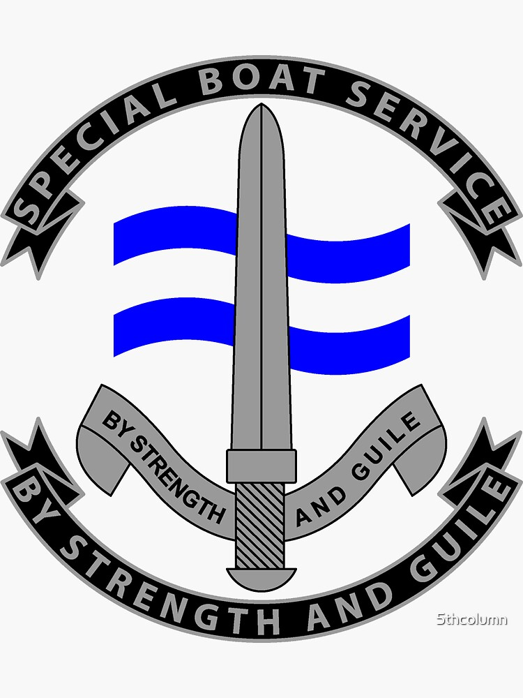Special Boat Service by 5thcolumn