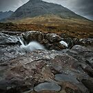 Fairy Pools on side by Claire Walsh