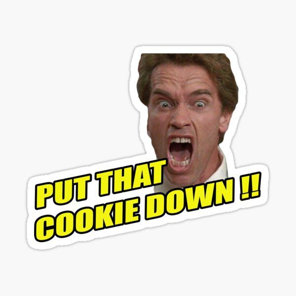 Repose ce cookie ! Sticker