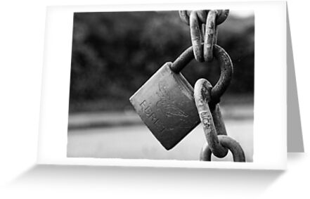 The Lock by riotphoto