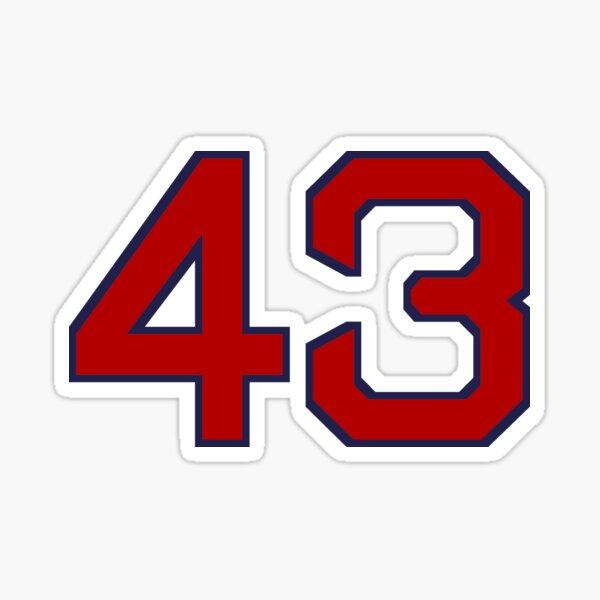 #43 Sticker