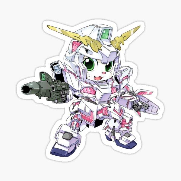 Robo Gato Sticker