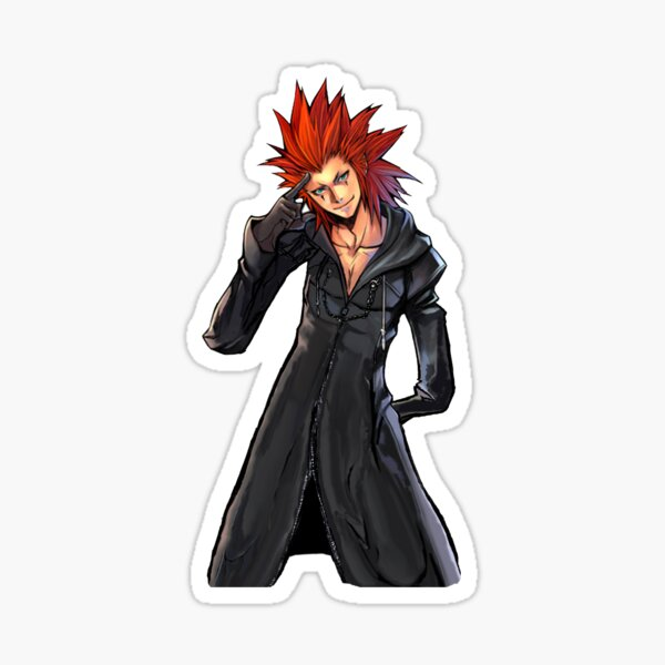 Axel Re-Finish Sticker