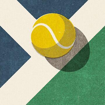 BALLS / Tennis (Hard Court) by danielcoulmann