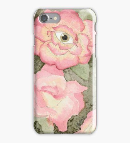 La vie en rose iPhone Case/Skin