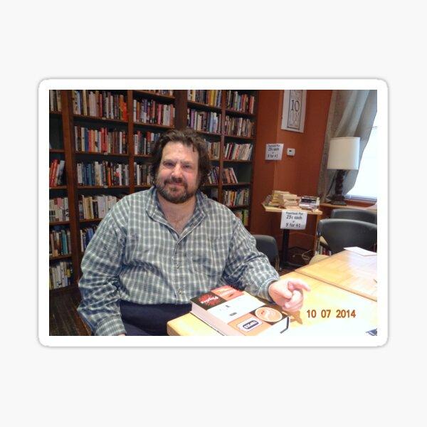 Scott T. Evans - author of Foxavier and Plinka Sticker