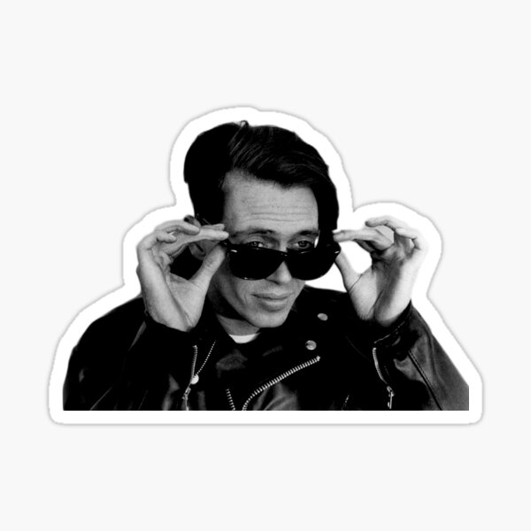 Smoll Steve Buscemi Sticker