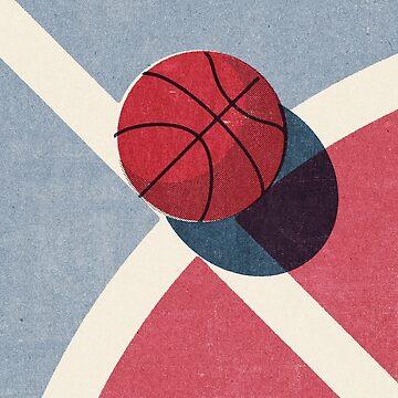 BALLS / Basketball (Outdoor) by danielcoulmann