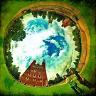 Tattershall Castle - Wormhole by Lucy Martin