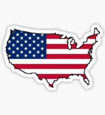 Pegatina Estados Unidos