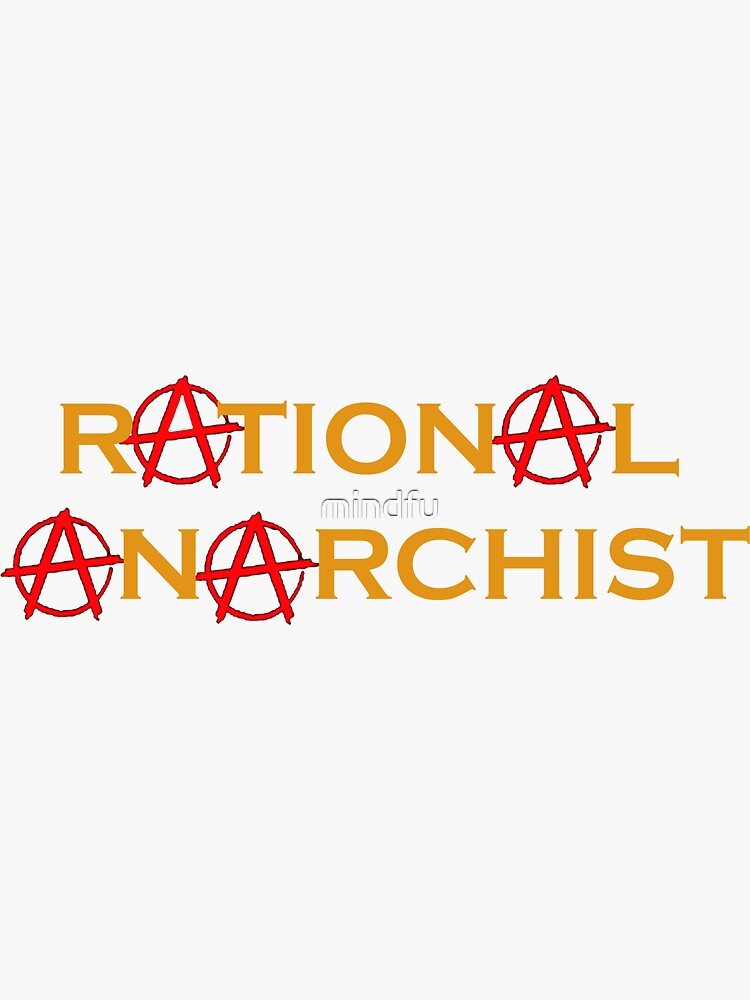 RAtionAl AnArchist by mindfu
