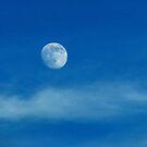 Full moon (2) by Gili Orr