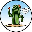 Spanish Cactus by elledeegee