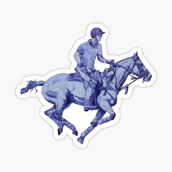 Sporthorses Polo Sticker