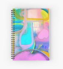 Brave I Spiral Notebook