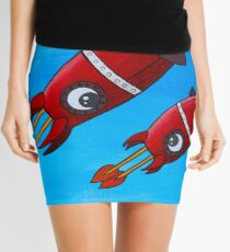Squizzlers on the move Mini Skirt