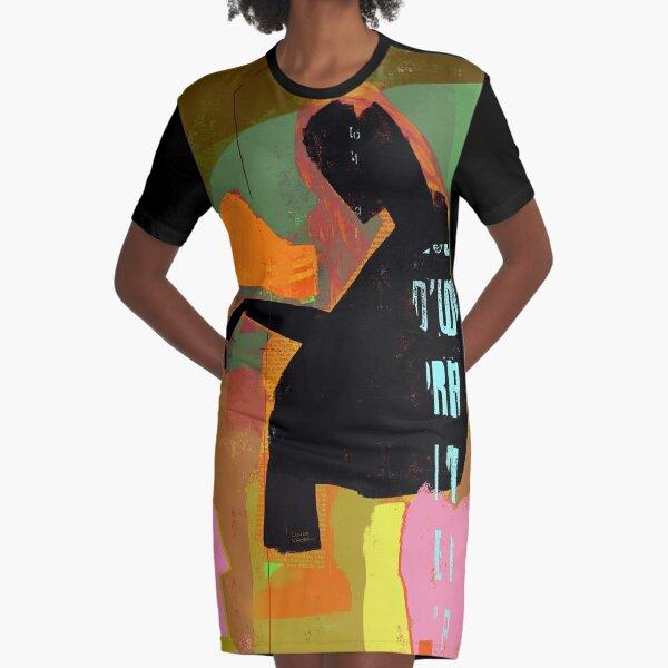 ADA Graphic T-Shirt Dress