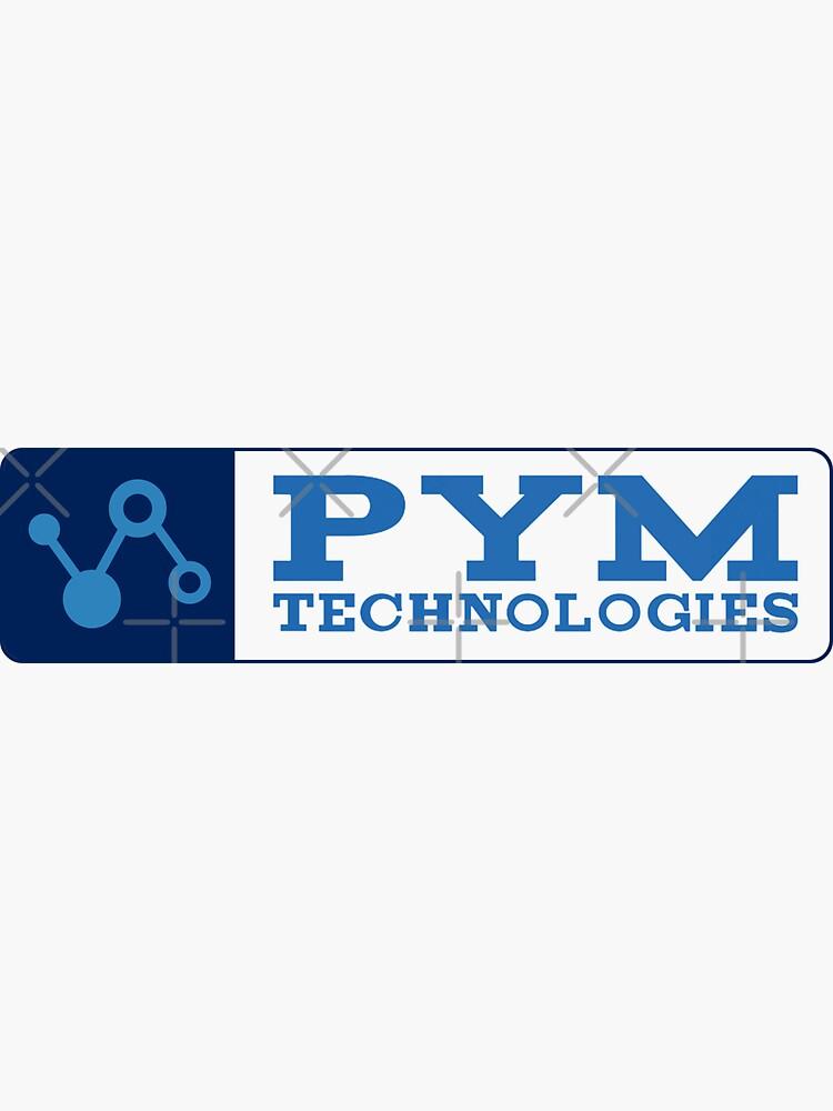 Ant-Man - Pym Technologies - Blue Clean by garudoh