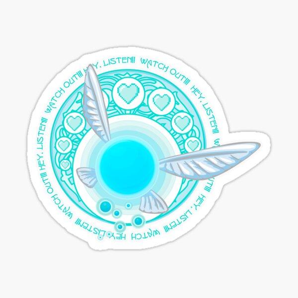 Navi Nouveau Sticker