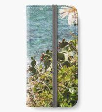 Sea views iPhone Wallet/Case/Skin