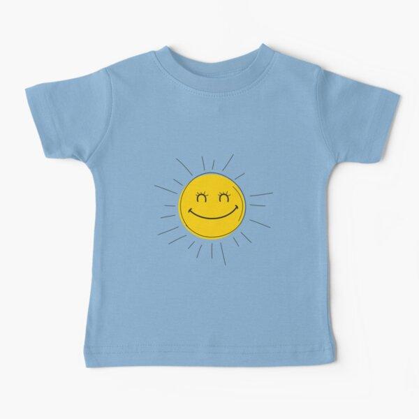 Cute Smiling sun | Smile, happy, Kids Baby T-Shirt
